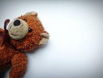 Vieil ours de nounours photographie stock libre de droits