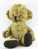 Vieil ours de nounours Photos stock