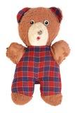 Vieil ours de nounours Photographie stock