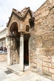 Vieille église à Athènes, Grèce image libre de droits