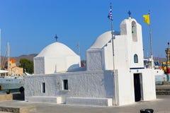 Vieille église à Athènes, Grèce photographie stock libre de droits