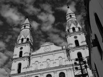 Vieille église à Porto Alegre Images libres de droits