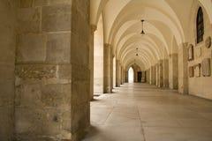 Vieille église à Vienne Images libres de droits