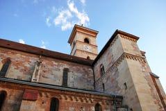 Vieille église catholique Photo stock