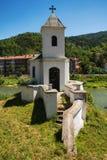 Vieille église catholique dans Prijepolje, Serbie Images stock