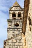 Vieille église (Croatie) Images libres de droits