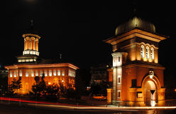 Vieille église dans Craiova Image stock