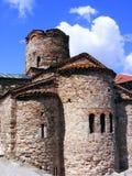 Vieille église dans la vieille ville Photo stock