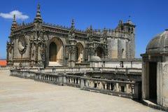 Vieille église dans Tomar Image stock