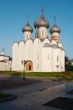 Vieille église de maçonnerie Photos libres de droits