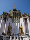 Vieille église de WatPho chez la Thaïlande Photo stock