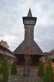 Vieille église en bois Photos stock