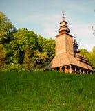 Vieille église en bois