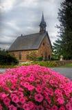 Vieille église en pierre Photo stock