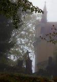 Vieille église fantasmagorique Images stock