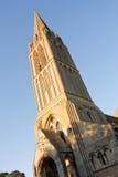 Vieille église française Image libre de droits