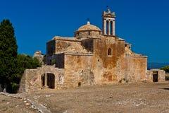 Vieille église gothique Images stock