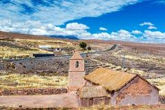 Vieille église historique Photographie stock libre de droits