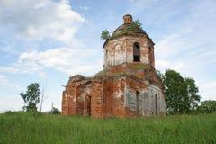 Vieille église orthodoxe Photographie stock libre de droits