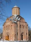 Vieille église orthodoxe en Ukraine image libre de droits