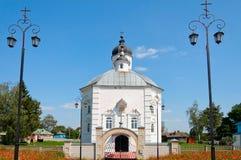 Vieille église orthodoxe russe dans Starodub Russie Photographie stock