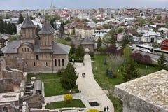 Vieille église roumaine photographie stock libre de droits