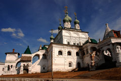 Vieille église russe Image libre de droits
