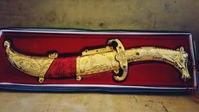 vieille épée Images libres de droits
