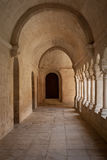 Vieille Abbey Galley Photographie stock