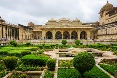 Vieille architecture à Jaipur, Inde Photographie stock