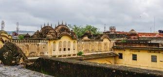 Vieille architecture à Jaipur, Inde Images libres de droits