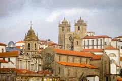 Vieille architecture à Porto photo libre de droits