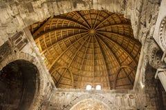 Vieille architecture de Romains Photographie stock libre de droits