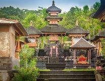 vieille architecture indoue sur l'île de Bali, Pura Besakih Images libres de droits