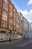 Vieille architecture à Londres Images libres de droits