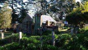 Vieille Australie pilote de cottage photos libres de droits