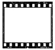 Vieille bande de film Photos stock