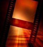 Vieille bande de film Image libre de droits