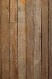 Vieille bande en bois Photos libres de droits