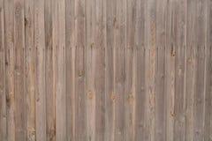 Vieille barrière en bois grise Photo stock