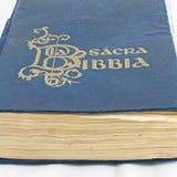 Vieille bible Photographie stock libre de droits