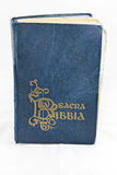Vieille bible Images stock