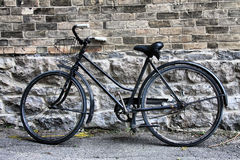 Vieille bicyclette Image stock