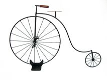 Vieille bicyclette Photographie stock