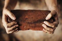 Vieille brique photo libre de droits