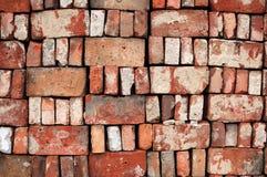 Vieille brique Photos libres de droits