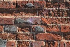 Vieille brique Photographie stock