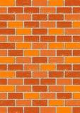 Vieille brique rouge background-01 vertical Images stock