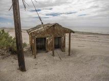 Vieille cabane Images libres de droits