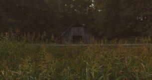 Vieille cabine Photographie stock libre de droits